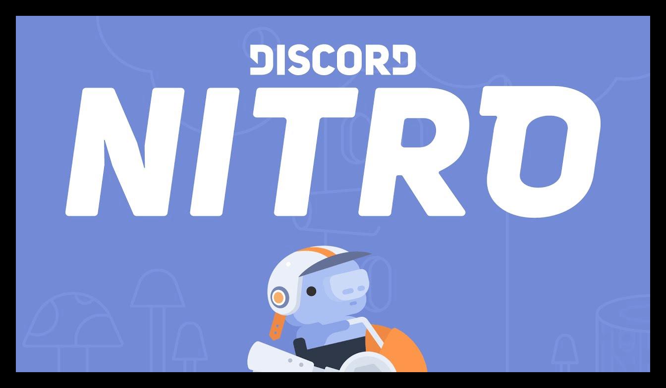 Изображение Discord Nitro